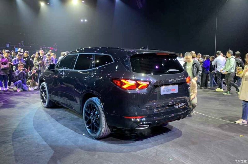2018 - [Chevrolet] Blazer - Page 2 4be28b10
