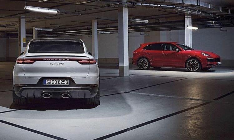 2019 [Porsche] Cayenne coupé - Page 6 4c154410