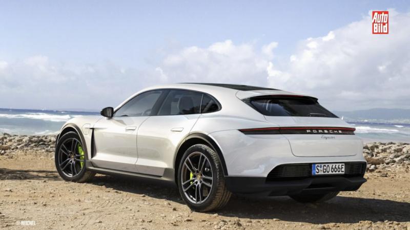 2020 - [Porsche] Taycan Sport Turismo 4c283710