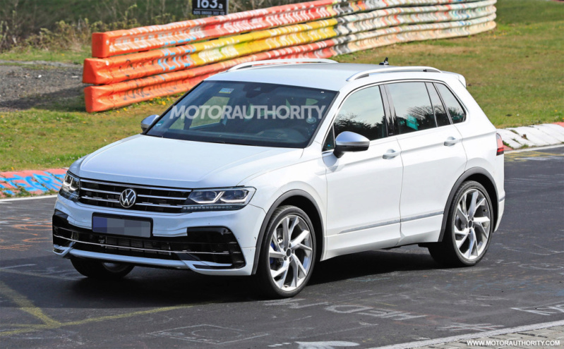 2020 - [Volkswagen] Tiguan II restylé  - Page 2 4c31e410