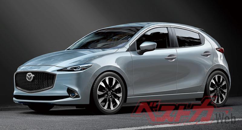 2022 - [Mazda] 2  4c358f10