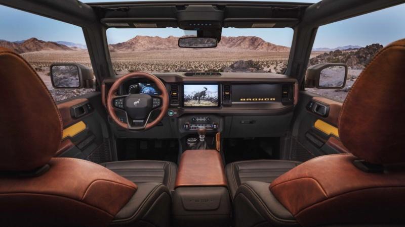 Ford Bronco / Sport (2020) 48