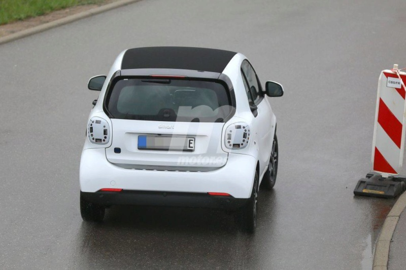 2019 - [Smart] ForTwo III Restylée [C453]  - Page 2 4c655610