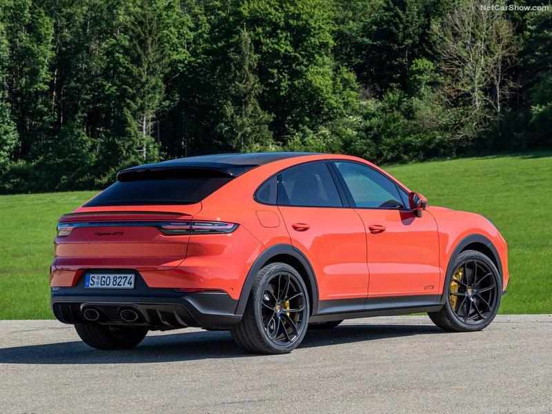 2019 [Porsche] Cayenne coupé - Page 6 4c6e0210