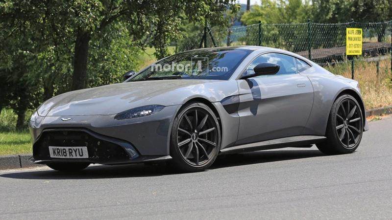 2017 - [Aston Martin] Vantage - Page 3 4c8adb10