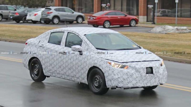 2020 - [Nissan] Versa 4ca14210