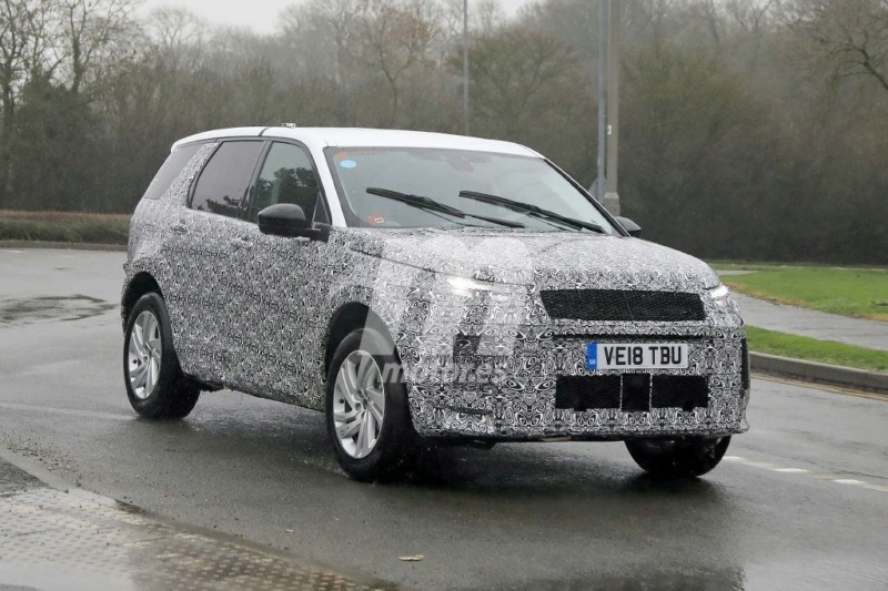 2014 - [Land Rover] Discovery Sport [L550] - Page 12 4ca6f710