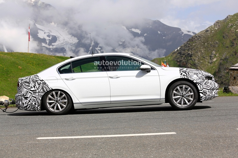 2019 - [Volkswagen] Passat restylée 4cccd010
