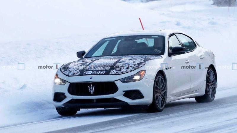 2014 - [Maserati] Ghibli - Page 10 4cd27710