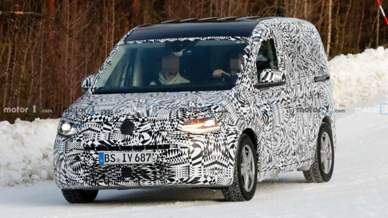 2020 - [Volkswagen] Caddy V 4cf1b010