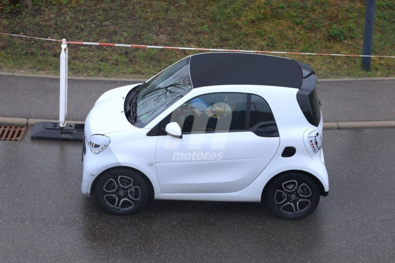 2019 - [Smart] ForTwo III Restylée [C453]  - Page 2 4d202910