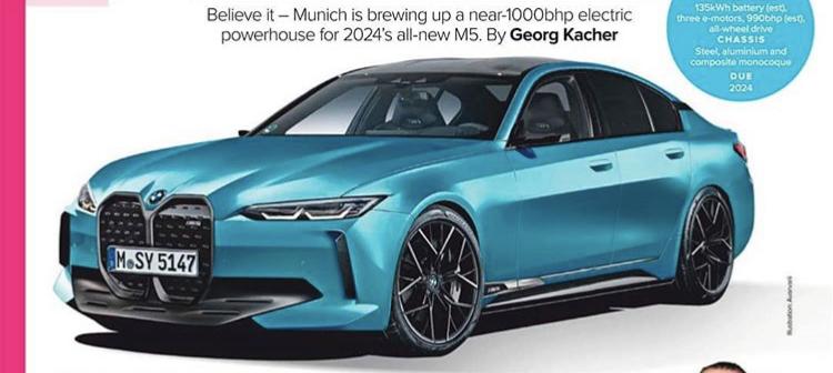 2023 - [BMW] Série 5 / M5 [G60 / G61] 4d69a310