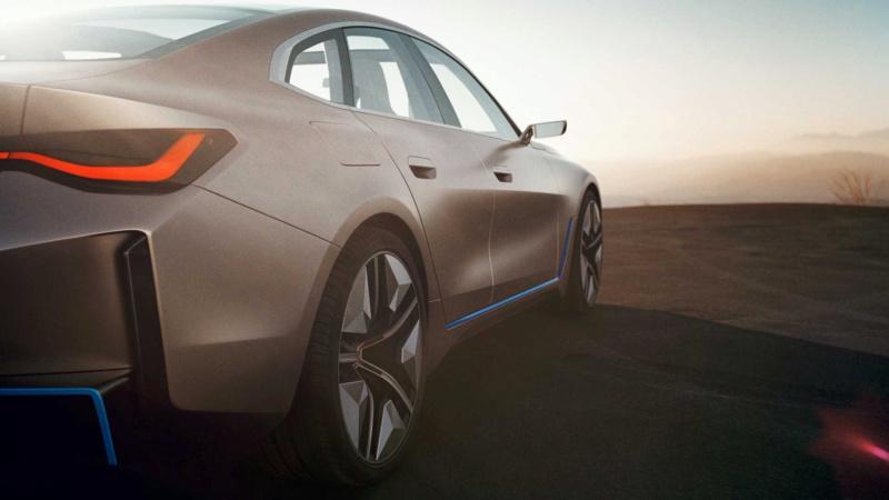 2020 - [BMW] Concept I4 4d824410