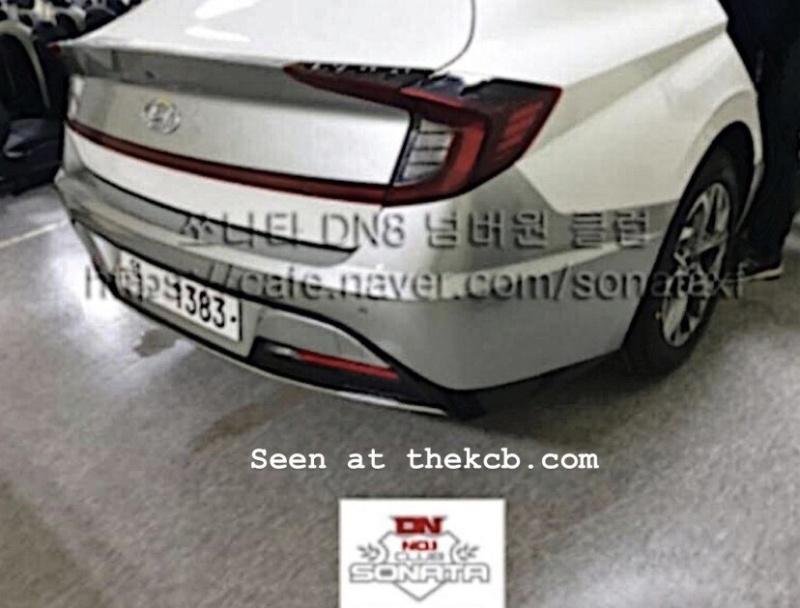 2020 - [Hyundai] Sonata VIII 4d857710