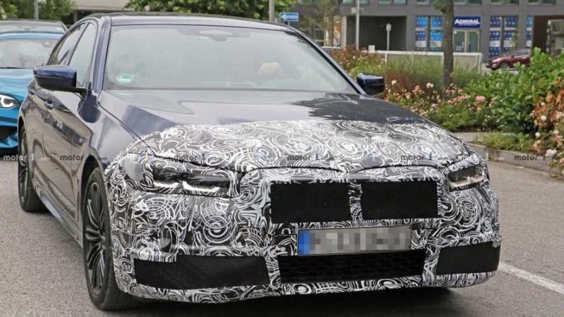 2020 - [BMW] Série 5 restylée [G30] 4d9fc110