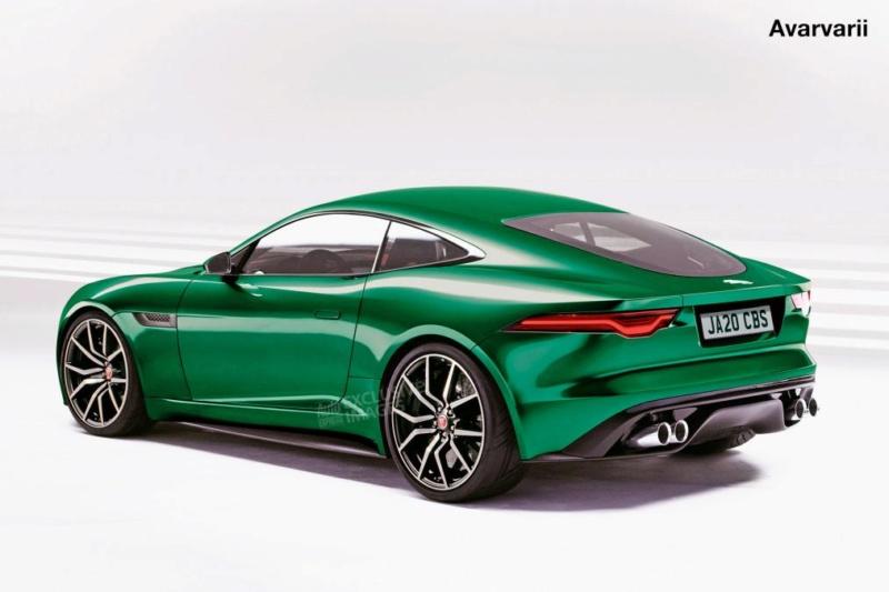 2021 - [Jaguar] F-Type restylée - Page 2 4e05e210