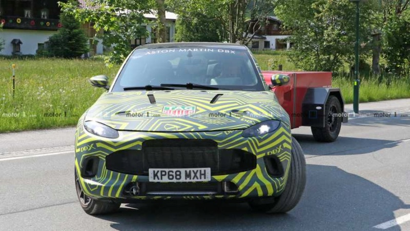 2019 - [Aston Martin] DBX - Page 2 4e0c4910