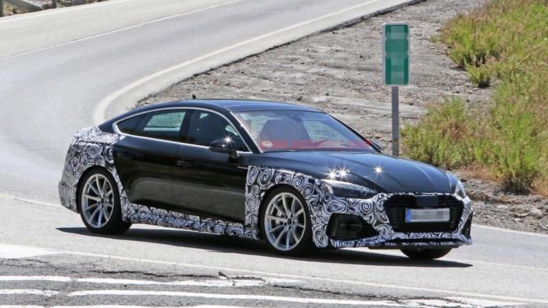 2020 - [Audi] A5 Coupé/Cab/SB restylée 4e0cc310