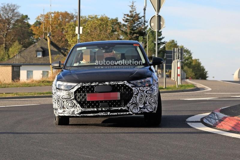 2018 - [Audi] A1 Sportback II - Page 17 4e1c2d10