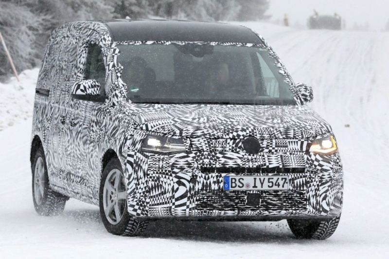 2020 - [Volkswagen] Caddy V 4e215510