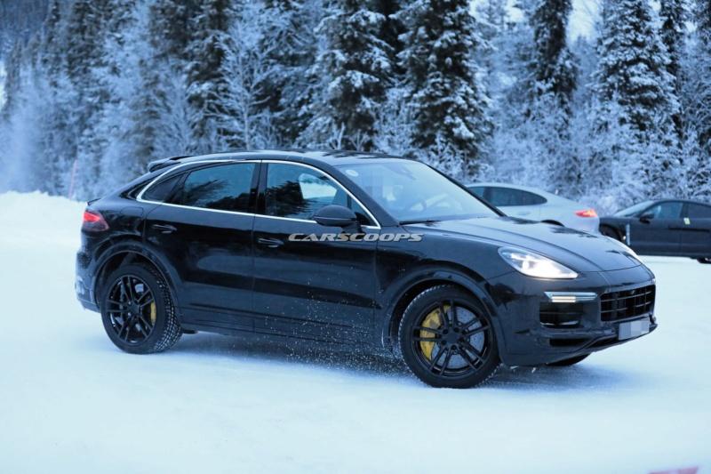 2019 [Porsche] Cayenne coupé - Page 4 4e2da510