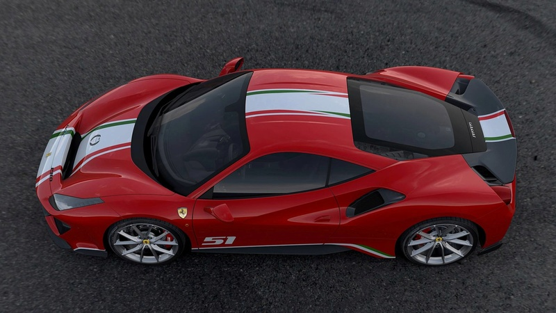 2018 - [Ferrari] 488 Pista - Page 7 4e35ea10