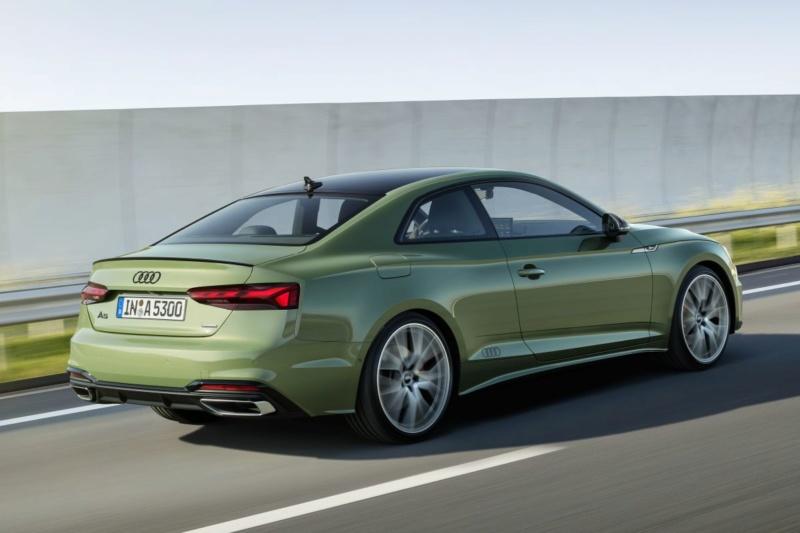 2020 - [Audi] A5 Coupé/Cab/SB restylée 4e562210