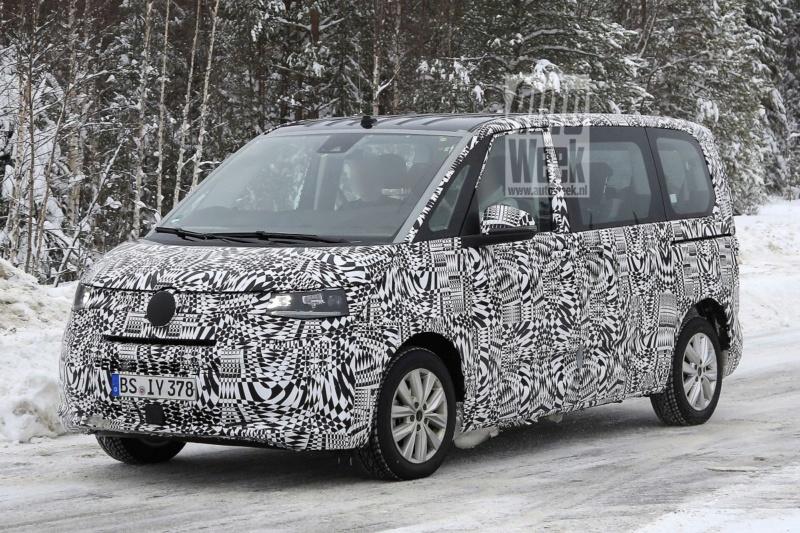 2021 - [Volkswagen] Transporter [T7] 4e6f5b10