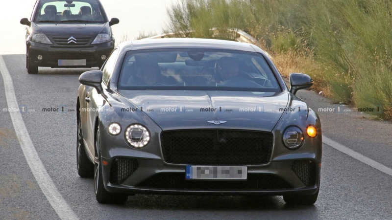2017 - [Bentley] Continental GT - Page 6 4e6fbd10
