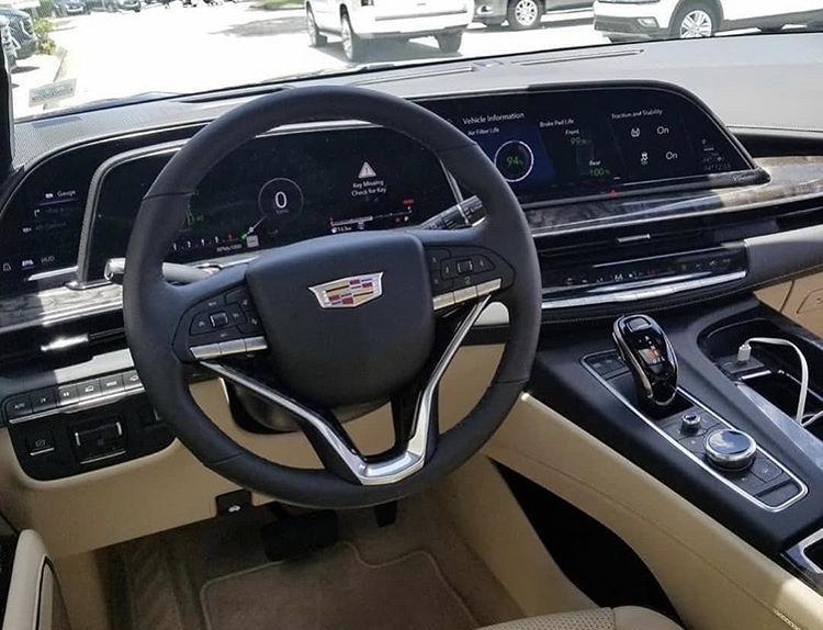2020 - [Cadillac] Escalade V - Page 3 4e6fd110