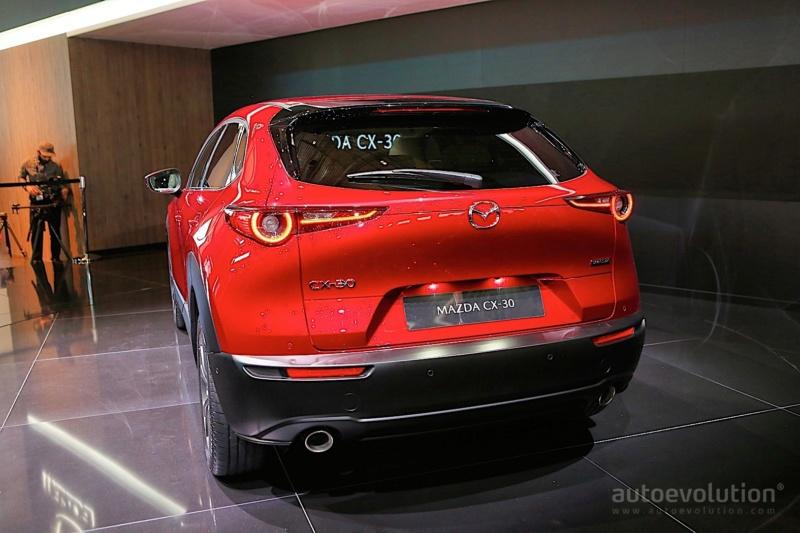 2019 - [Mazda] CX-30 4e70cf10