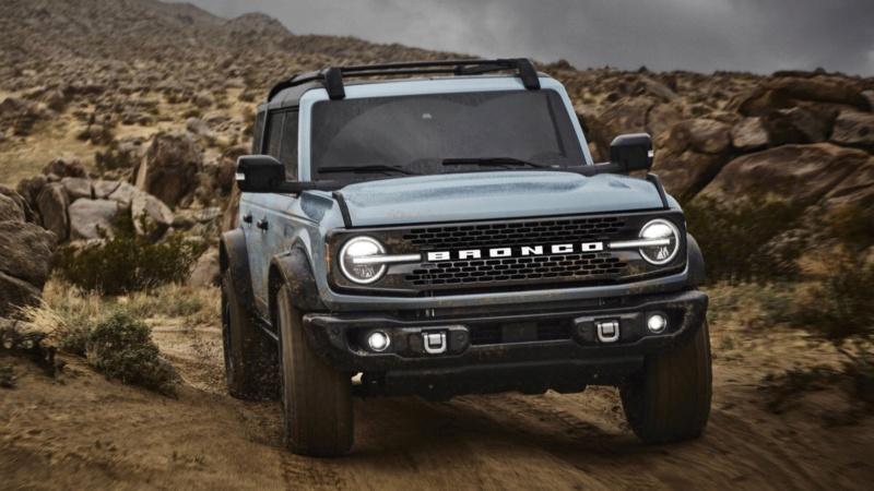 Ford Bronco / Sport (2020) 34