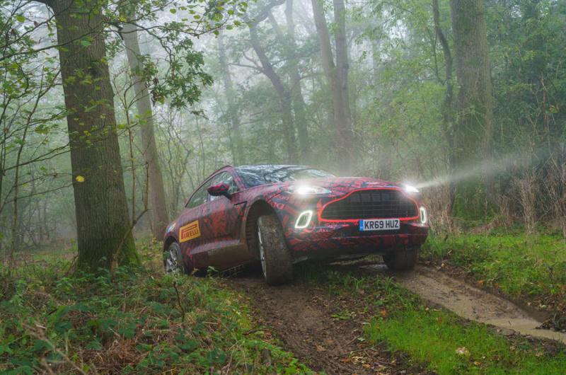 2019 - [Aston Martin] DBX - Page 4 4eac8e10