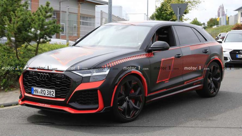 2018 - [Audi] Q8 - Page 13 4eed7c10
