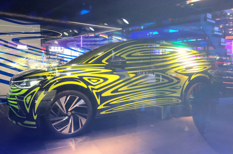 2021 - [Volkswagen] ID Crozz 4ef48d10