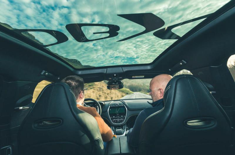 2019 - [Aston Martin] DBX - Page 9 4eff1710