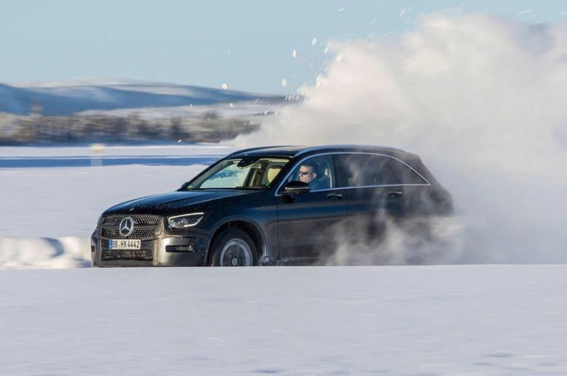 2018 - [Mercedes-Benz] GLC/GLC Coupé restylés - Page 2 4f19e910