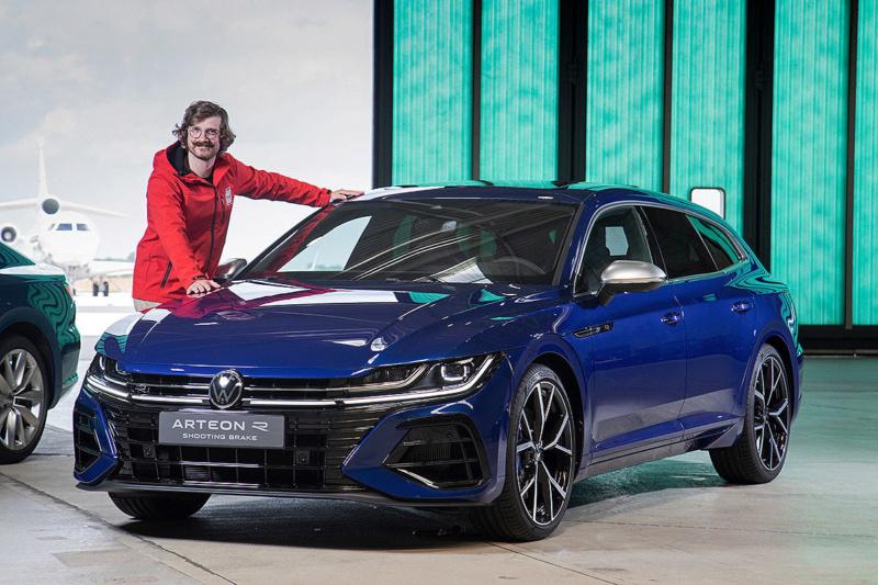 2019 - [Volkswagen] Arteon Shooting Brake - Page 5 4f1b3410