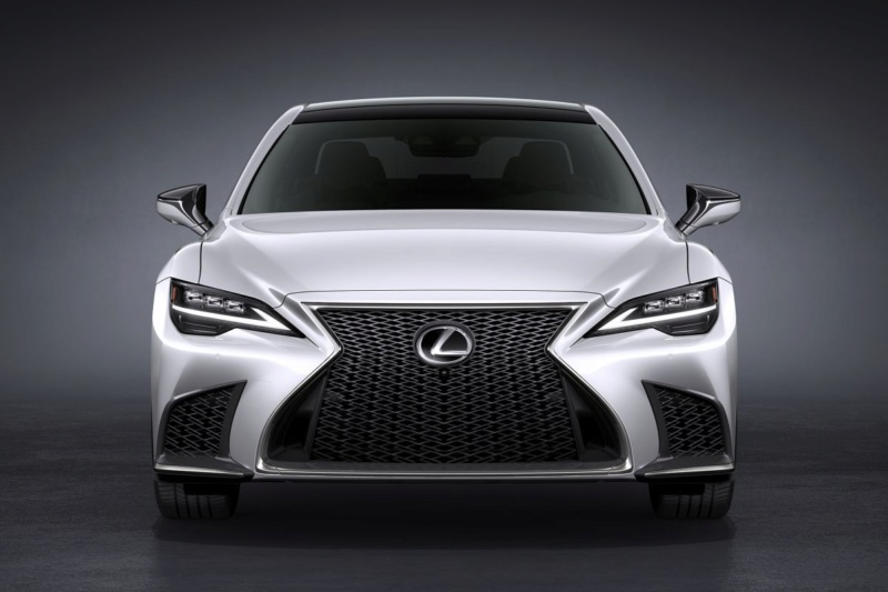 2016 - [Lexus] LS  - Page 4 4f6ad310
