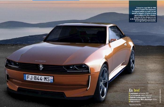 2018 - [Peugeot] e-Legend Concept - Page 19 4fa5c210