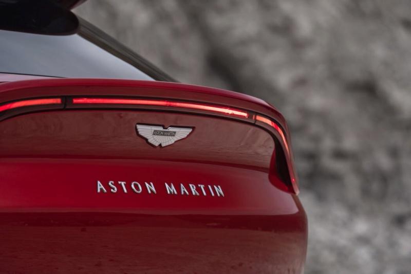 2019 - [Aston Martin] DBX - Page 5 4fa61d10