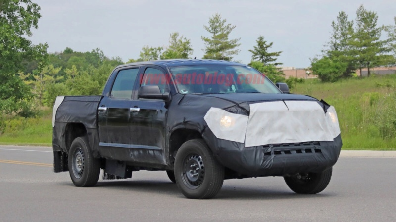 2021 - [Toyota] Tundra 4fce2710