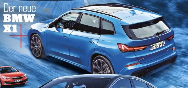 2021 - [BMW] X1 III 4fd88110