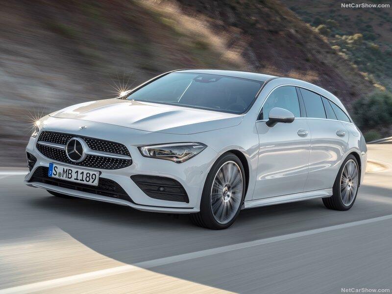 2019 - [Mercedes-Benz] CLA Shooting Brake II 4fdfa510