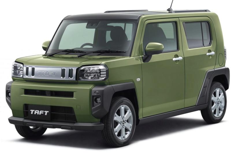 2019 - [Daihatsu] WacuWacu Concept 4fe50f10