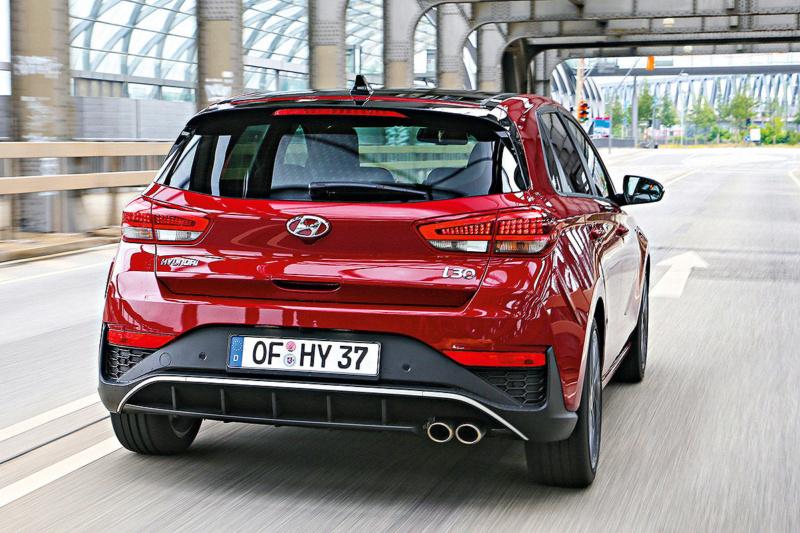 2020 - [Hyundai] I30 III 5p/SW/Fastback Facelift - Page 3 50056b10