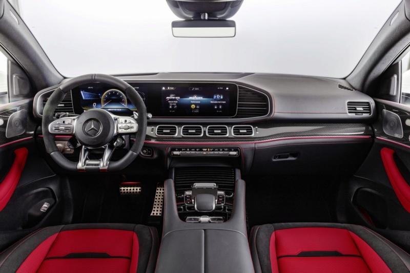 2019 - [Mercedes-Benz] GLE Coupé  - Page 3 500c1110