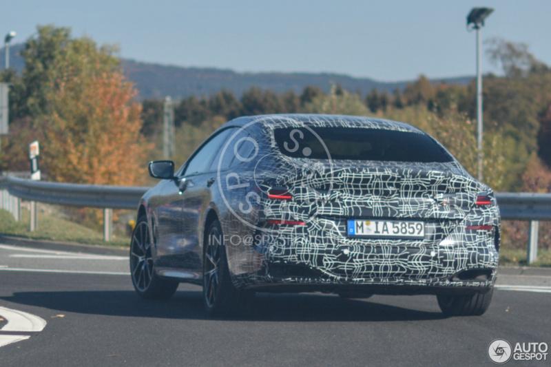 2019 - [BMW] Série 8 Gran Coupé [G16] - Page 2 501d7310
