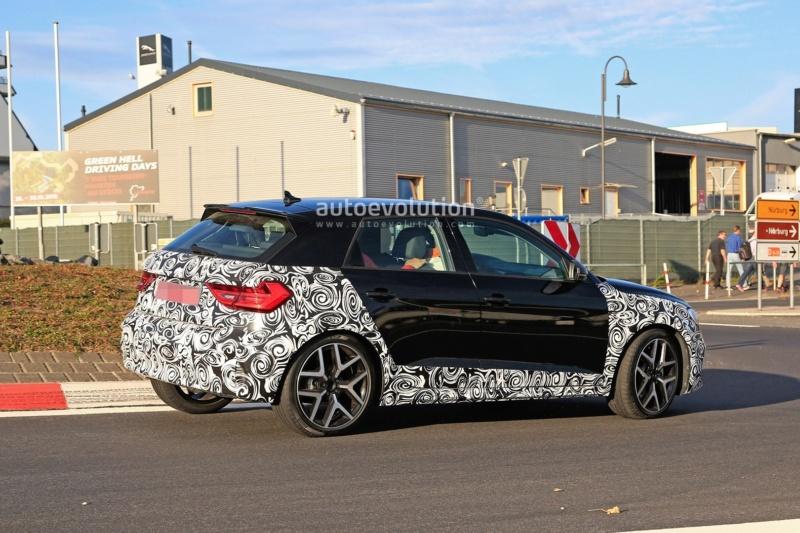 2018 - [Audi] A1 Sportback II - Page 17 5066b010
