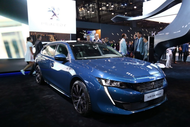 2018 - [Peugeot] 508 II SW - Page 14 50813310